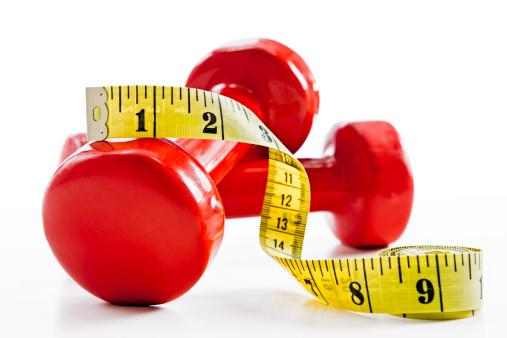 Effort「The weighty truth: slimming takes effort!」:スマホ壁紙(16)
