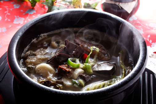 Soup「korea food image,seonjiguk(ox-blood soup)」:スマホ壁紙(15)