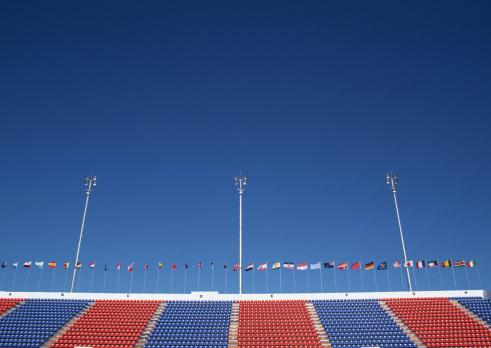 Bunting「Stadium seat」:スマホ壁紙(9)