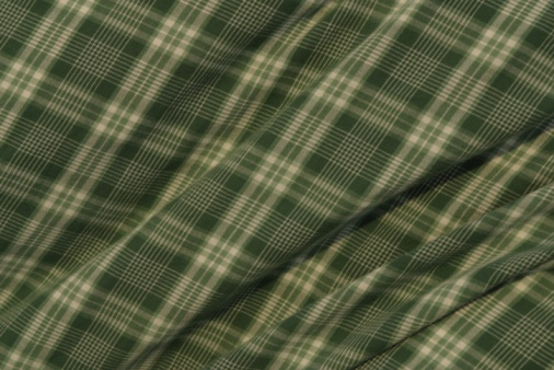 Tartan check「Green plaid fabric」:スマホ壁紙(6)