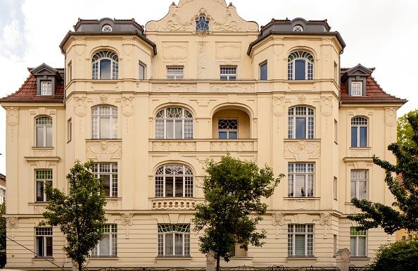 Costume Jewelry「Jugendstil House」:写真・画像(19)[壁紙.com]