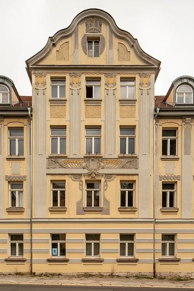 Cream Colored「Jugendstil House」:写真・画像(1)[壁紙.com]