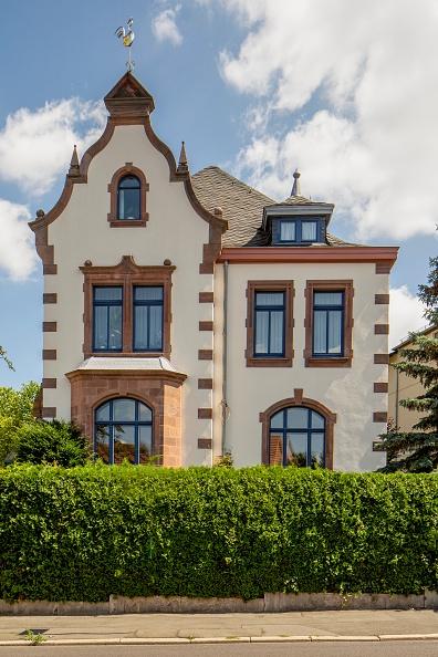 Facade「Jugendstil Villa」:写真・画像(18)[壁紙.com]