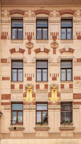 Jugendstil Building:ニュース(壁紙.com)