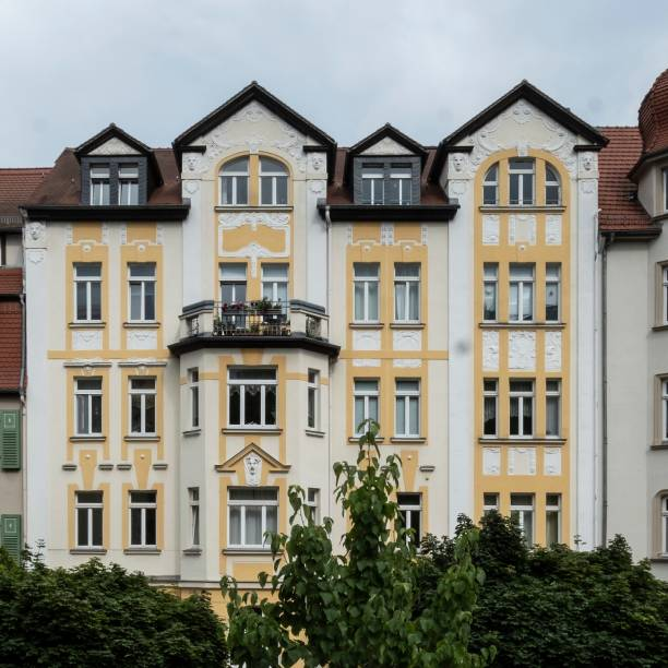 Jugendstil Apartment Building:ニュース(壁紙.com)