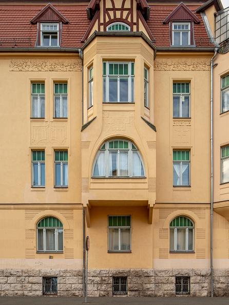 Costume Jewelry「Jugendstil Villa」:写真・画像(5)[壁紙.com]