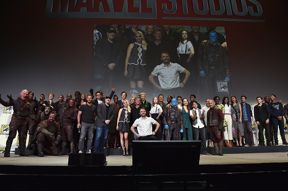 San Diego Comic-Con「Marvel Studios Hall H Panel」:写真・画像(4)[壁紙.com]