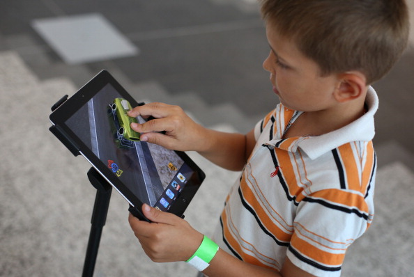 Digital Tablet「Mattel Launch Their New Apptivity Toys That Interact With iPads」:写真・画像(7)[壁紙.com]