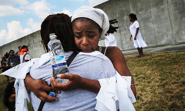 Ninth Ward「New Orleans Marks 10th Anniversary Of Hurricane Katrina」:写真・画像(2)[壁紙.com]