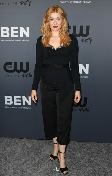 Suede「The CW's Summer TCA All-Star Party - Arrivals」:写真・画像(6)[壁紙.com]