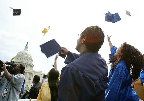 Cap - Hat「Immigrant Students Rally In Washington」:写真・画像(10)[壁紙.com]