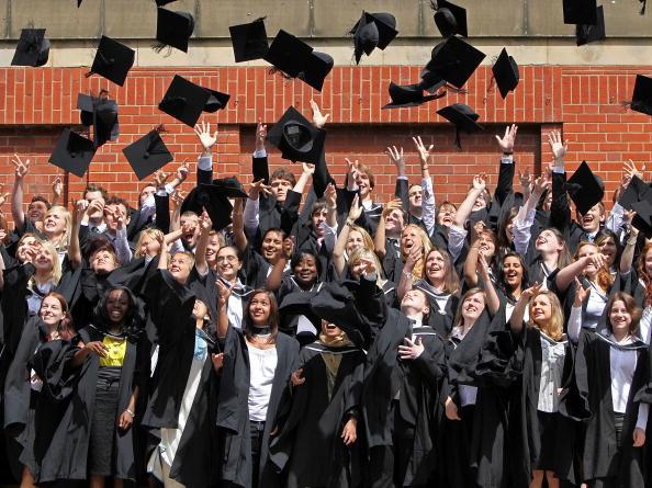 Throwing「University Of Birmingham Hold Degree Congregations」:写真・画像(2)[壁紙.com]