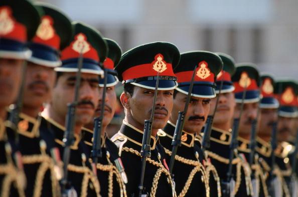 Tim Graham「Royal Palace Guard, Oman」:写真・画像(11)[壁紙.com]