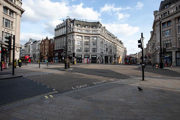 London - England「UK On Lockdown Due To Coronavirus Pandemic」:写真・画像(3)[壁紙.com]