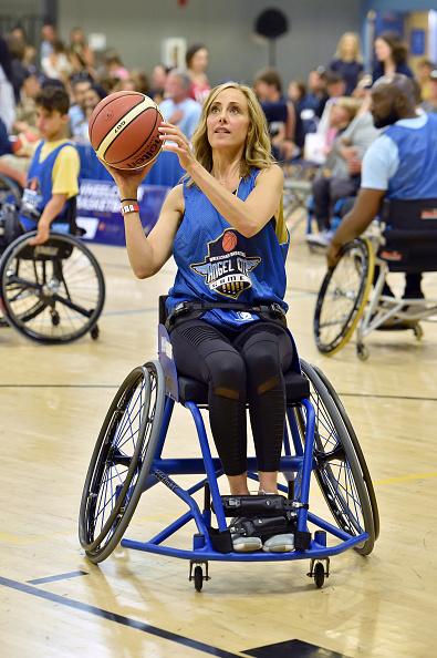 Gregg DeGuire「2019 Angel City Games Celebrity Wheelchair Basketball Game, Presented By The Hartford」:写真・画像(3)[壁紙.com]