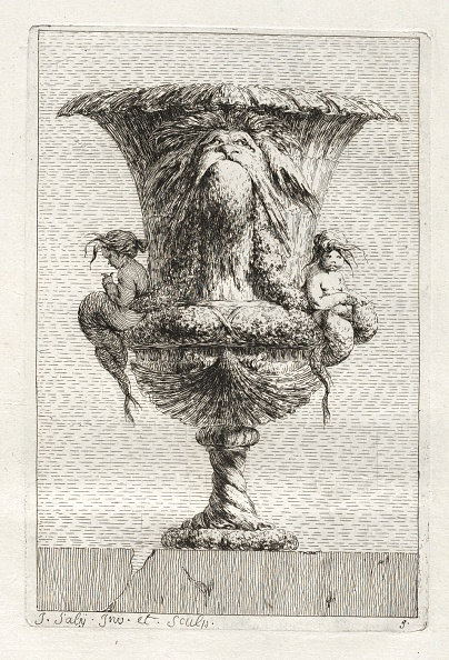 Etching「Suite Of Vases: Plate 9」:写真・画像(5)[壁紙.com]