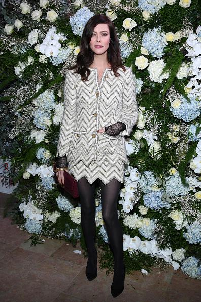 Lace Glove「16th Sidaction  - Paris Fashion Week - Haute Couture Spring Summer 2018」:写真・画像(13)[壁紙.com]