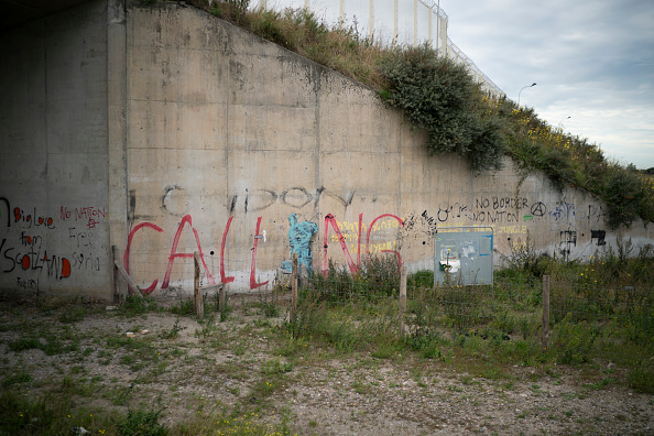 Calais「The Calais Jungle Becomes Haven For Nature」:写真・画像(8)[壁紙.com]