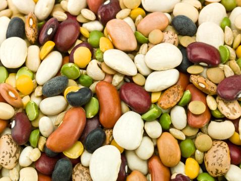 Bean「Organic Legumes background」:スマホ壁紙(19)