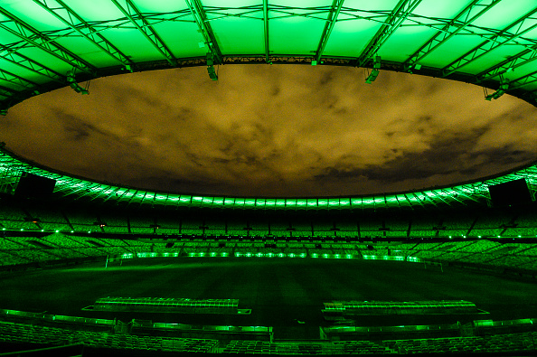 Soccer - Sport「Mineirao Stadium to be Lit Up in Green, the Color of Hope, as a Thank You to all Professionals Involved in the Effort to Minimize the Spread of the Coronoavirus (COVID-19) Pandemic」:写真・画像(4)[壁紙.com]