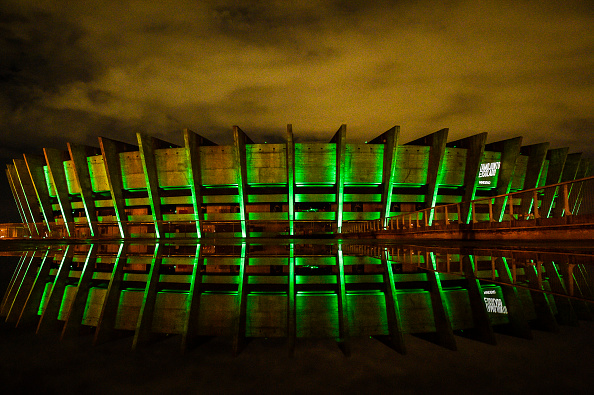 Topix「Mineirao Stadium to be Lit Up in Green, the Color of Hope, as a Thank You to all Professionals Involved in the Effort to Minimize the Spread of the Coronoavirus (COVID-19) Pandemic」:写真・画像(6)[壁紙.com]