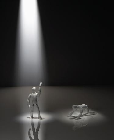 Bending「two different figures 」:スマホ壁紙(8)