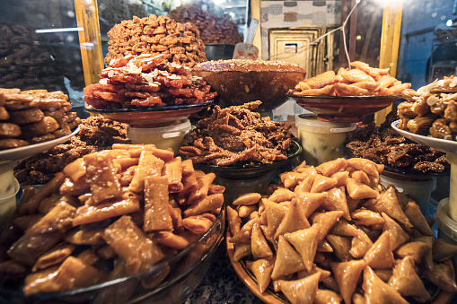 Fez - Morocco「Pastries and Sweets of Morocco」:スマホ壁紙(19)