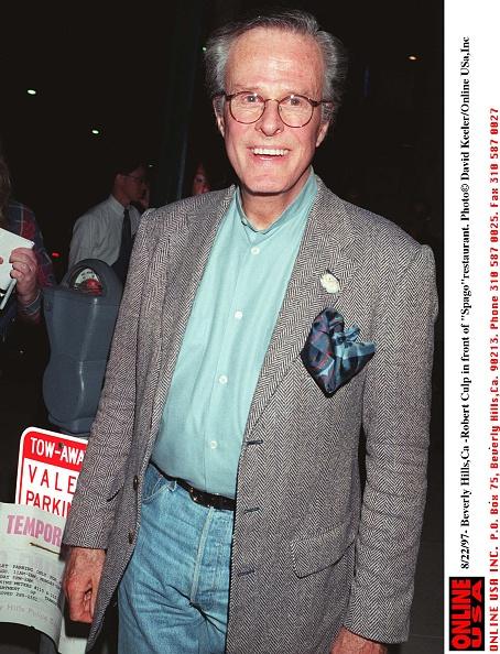 David Keeler「8/21/97-Robert Culp in front of Spago restaurant」:写真・画像(18)[壁紙.com]