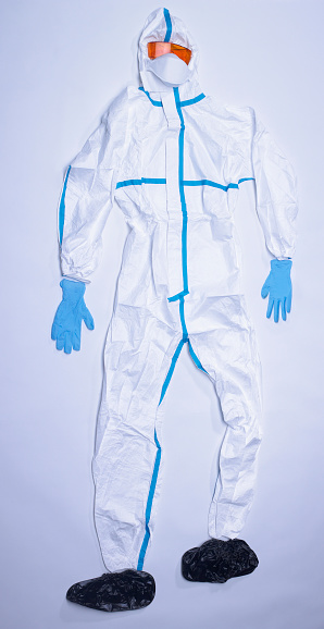 Protective Glove「Protective Suit for Forensic Work」:スマホ壁紙(11)