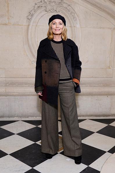 Wide Leg Pants「Dior: Photocall - Paris Fashion Week - Haute Couture Spring/Summer 2020」:写真・画像(9)[壁紙.com]