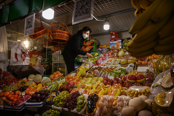 Fruit「China Works to Contain Spread of Coronavirus」:写真・画像(9)[壁紙.com]