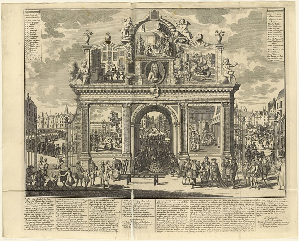 Nice - France「Investment Schemes: Memorial Arch Erected At The Burial Place Of Ruined Shareholders」:写真・画像(4)[壁紙.com]