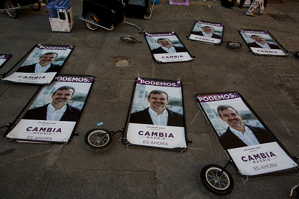 Jose Lopez「'Preparations Ahead Of Regional And Municipal Elections in Spain'」:写真・画像(13)[壁紙.com]