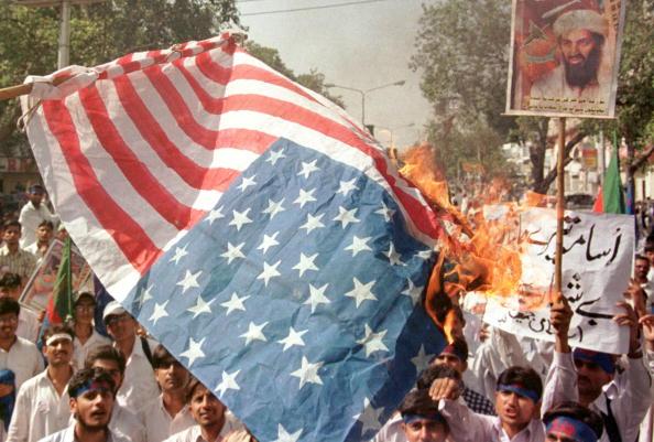 Taliban「Anti-U.S. Rally in Pakistan」:写真・画像(9)[壁紙.com]