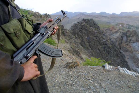 Pakistan「Afgahn/Pakistan Border Closed to Halt Fleeing People」:写真・画像(14)[壁紙.com]