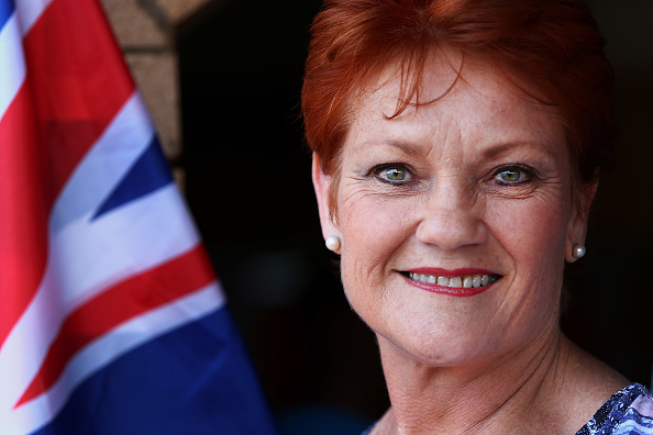 One Person「Pauline Hanson Announces One Nation Firearms Policy」:写真・画像(13)[壁紙.com]