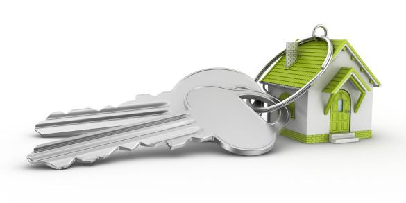 Keyring Charm「keys and house pendant」:スマホ壁紙(17)