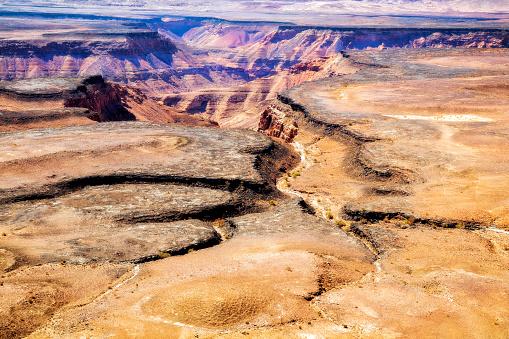 探求「ナミビアのフィッシュ川 Cynyon」:スマホ壁紙(11)