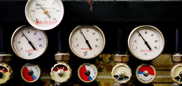 Thermometer「Feature - Gas, Electricity And Water Meters」:写真・画像(18)[壁紙.com]
