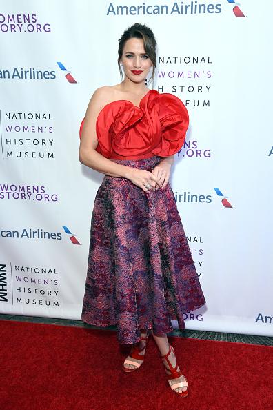 Presley Ann「National Women's History Museum's 7th Annual Women Making History Awards - Arrivals」:写真・画像(19)[壁紙.com]