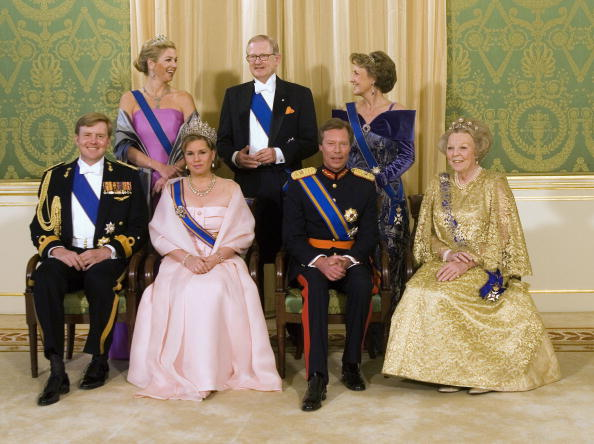 Netherlands「Duke And Duchess Of Luxembourg Make Three Day State Visit」:写真・画像(9)[壁紙.com]