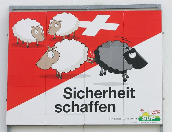 Switzerland「Anti Immigration Is Central Theme In Swiss Election」:写真・画像(4)[壁紙.com]