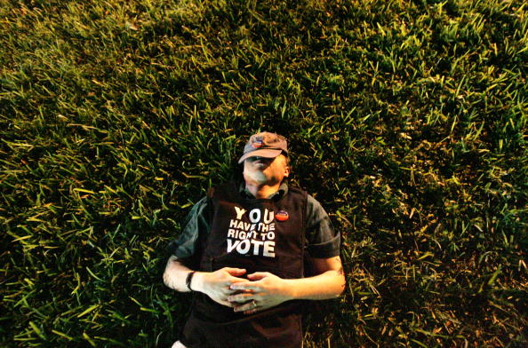 Grass「Florida Voters Go To The Polls」:写真・画像(17)[壁紙.com]
