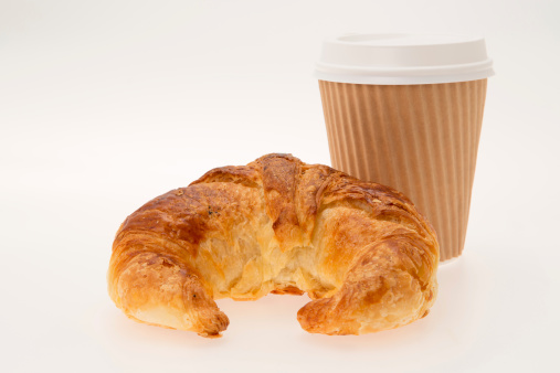 Croissant「Take out breakfast on the go」:スマホ壁紙(16)
