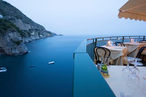Amalfi Coast「Amalfi Coast in Campania, Italy」:スマホ壁紙(3)