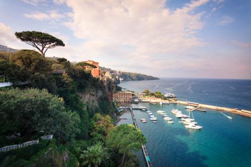 アマルフィ海岸「Amalfi Coast, Sorrento, Italy」:スマホ壁紙(19)