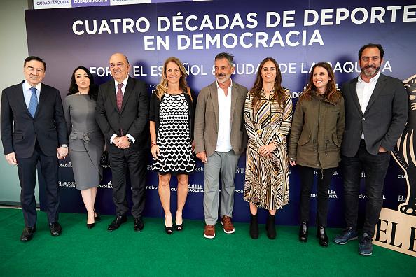 アルベルト コスタ「Cuatro Decadas De Deporte En Democracia' Presentation In Madrid」:写真・画像(5)[壁紙.com]