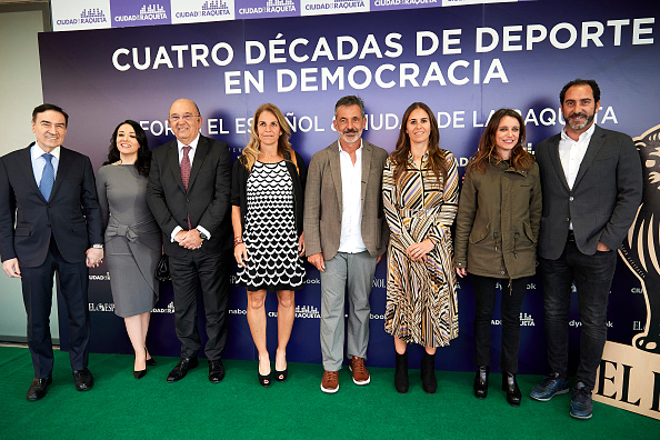 アルベルト コスタ「Cuatro Decadas De Deporte En Democracia' Presentation In Madrid」:写真・画像(4)[壁紙.com]