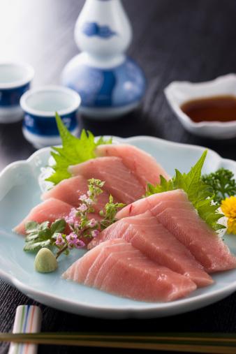 Sake「Medium Fatty Tuna Sashimi」:スマホ壁紙(11)