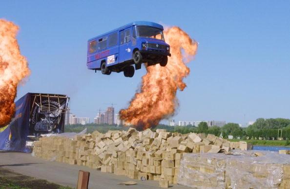 Stunt「Moscow International Festival of Stunts」:写真・画像(6)[壁紙.com]